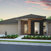 Lot 221 Burbank Chatfield_Alpine Facade