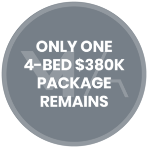 Miller Atkins Final 4-bed H&L Package NOW SELLING